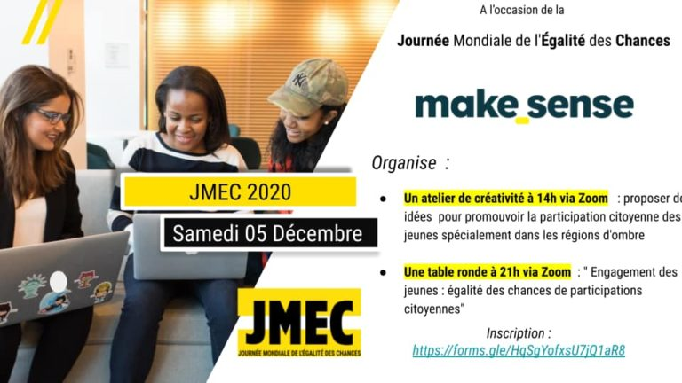 5 décembre | 14h et 21h | En ligne (Algérie)