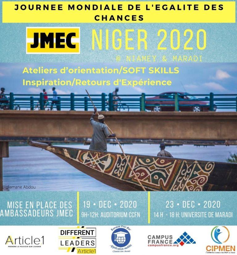 6, 19 et 23 décembre | En ligne (Niamey et Maradi)