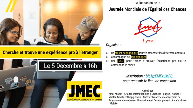 5 décembre | 16h-18h | En ligne (Lyon) | Public